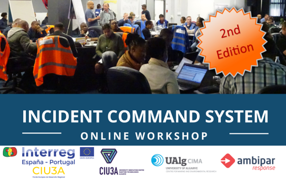 Incident Command System | WorkShop Online 04-05 March 2021