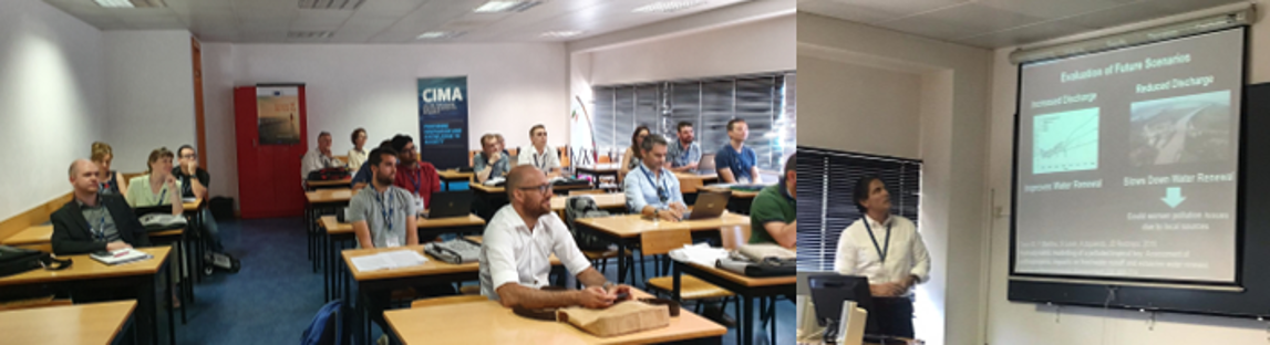 "ICCS 2019 - MARINECOMP ""Marine Computing in the Interconnected World for the Benefit of Society"""
